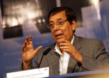 Enrique Bernales Ballesteros descansa en paz