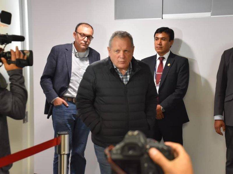 Vicente Silva Checa también va a prisión como Keiko Fujimori