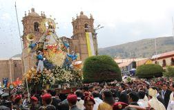Ministra de Cultura presenta Festividad de la Virgen de la Candelaria 2019