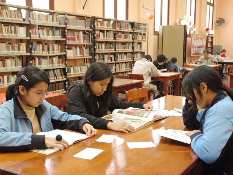 Biblioteca Nacional del Perú organiza encuentro de bibliotecas escolares