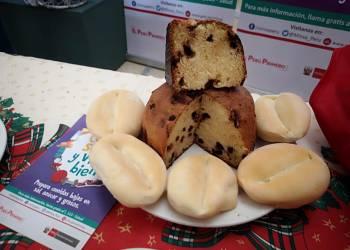 Una tajada de panetón con mantequilla equivale a seis panes alerta Minsa