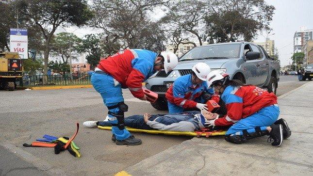 SAMU atendió 4 mil emergencias en la Central 106 en el presente año