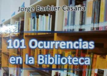 """Biblioteca Nacional presenta libro """"101 ocurrencias en la biblioteca"""""""