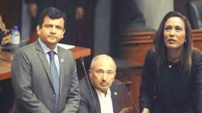 Paloma Noceda denunció a congresista Luis López Vilela por tocamiento indebido