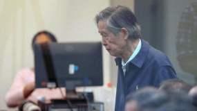 Alberto Fujimori es recluido de nuevo en el penal de Barbadillo