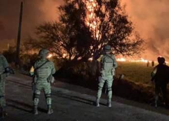 Perú expresa solidaridad con México tras muertes por explosión en ducto