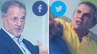 MML desbloqueó a usuarios en Twitter y Facebook que Castañeda no quería