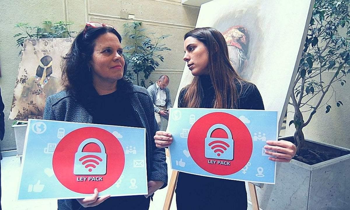 """""""Ley Pack"""": el proyecto que sanciona difusión de imágenes íntimas"""