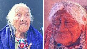 """La verdadera Mamá """"Coco"""" vive en Michoacán y tiene 105 años"""