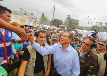 Aniego en San Juan de Lurigancho: Atendieron a 2 mil damnificados