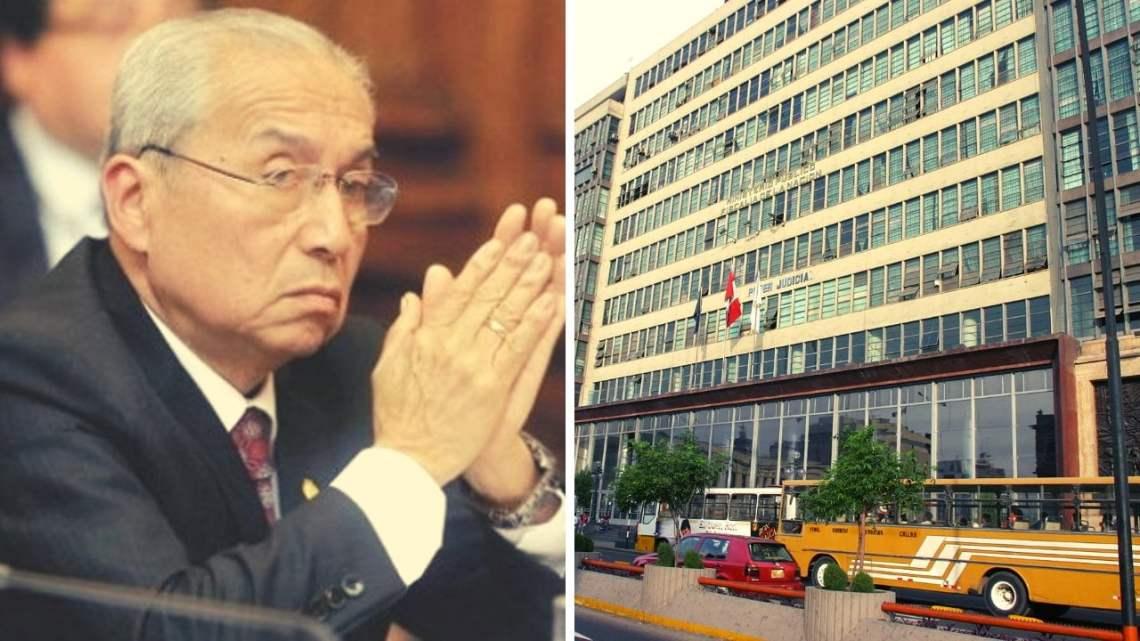 Pedro Chávarry fiscal de la Nación