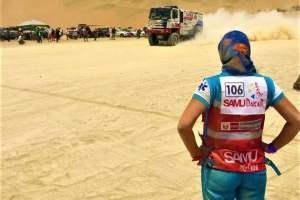 SAMU realizó 30 atenciones médicas en dos etapas del Rally Dakar 2019