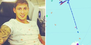 Avión que transportaba a Emiliano Sala es encontrado en el Canal de la Mancha