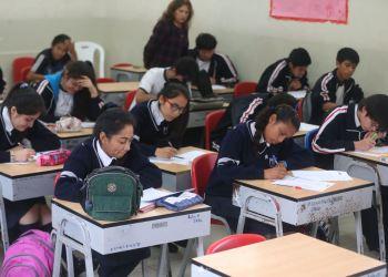 Minedu suspende sistema de calificación con letras para secundaria