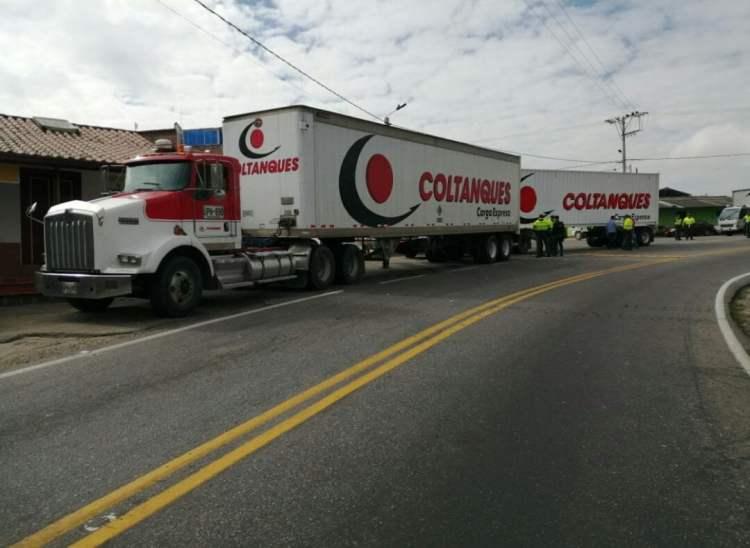 Llegó ayuda humanitaria a frontera de Colombia con Venezuela