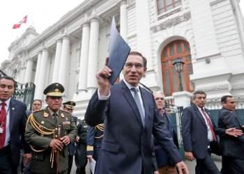 """Martín Vizcarra tras aprobación de ley del JNJ: """"es triunfo del consenso"""""""