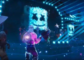 Histórico: Fortnite reúne a 10 millones en concierto de DJ Marshmello