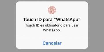 Ya puedes proteger tu WhatsApp con tu huella dactilar o Face ID