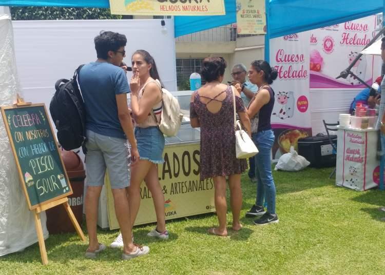 Las raspadillas de tu infancia en festival de Dulce Perú y ASPAN