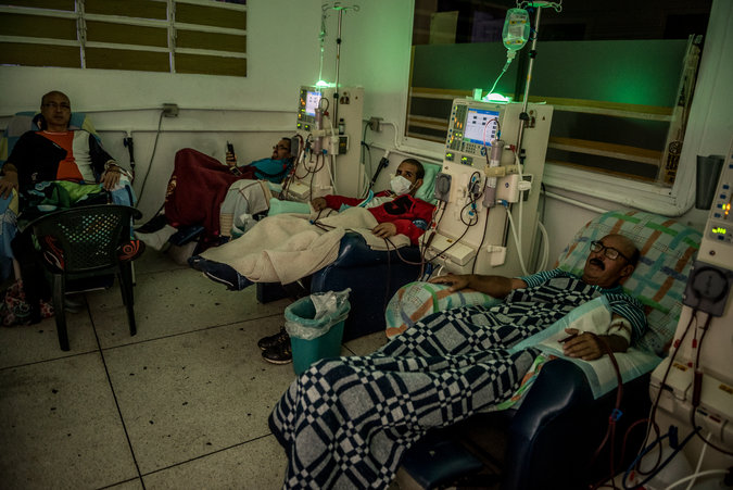 Hospital venezolano en crisis (Ny Times)