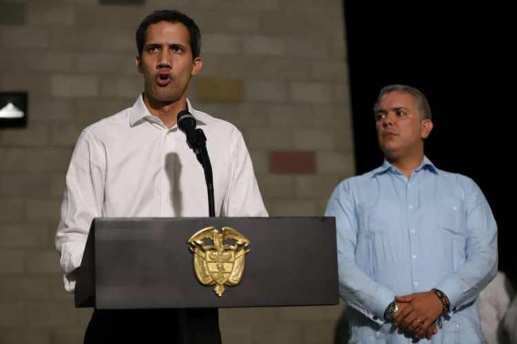 Juan Guaidó retorna hoy a Venezuela y alerta de posible detención