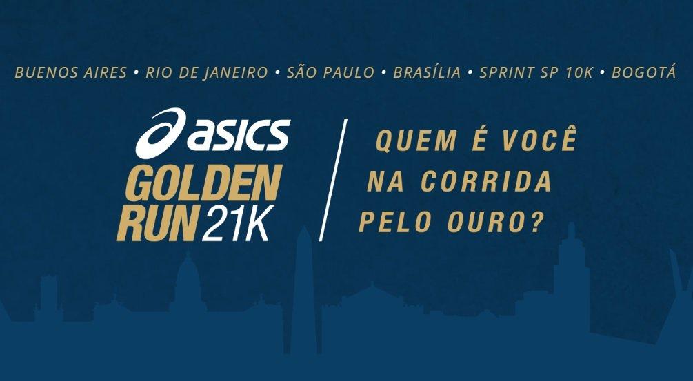 Atletas peruanos participarán de maratón Asics Golden Run
