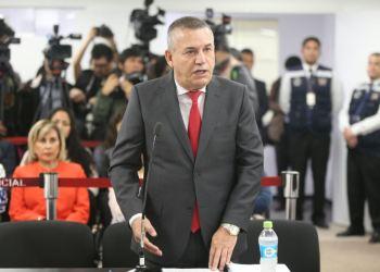Daniel Urresti de nuevo ante la justicia por caso Hugo Bustíos