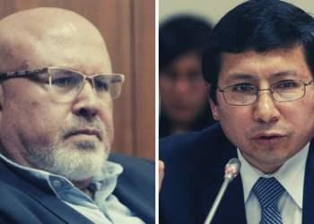 Martín Vizcarra pidió la renuncia de ministros Edmer Trujillo y Carlos Bruce