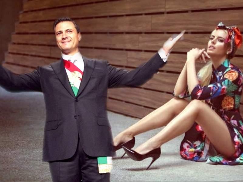 Enrique Peña Nieto gastó S/. 13 mil para cenar con su novia en Miami