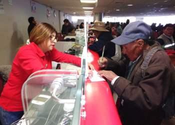 Pensión 65: Banco de la Nación para el domingo a beneficiarios