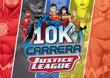 Justice League 10K: se inició venta de entradas para la carrera