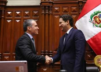 Congreso otorga voto de confianza a Salvador del Solar y su gabinete