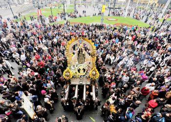 Semana Santa en Lima