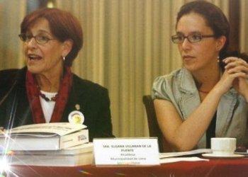 """Marisa Glave admite sentir """"rabia"""" tras revelaciones contra Susana Villarán"""