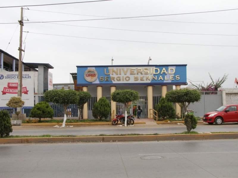 Sunedu denegó licencia institucional a Universidad Privada Sergio Bernales