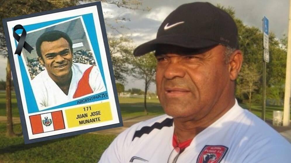 Falleció Juan José 'el Jet' Muñante