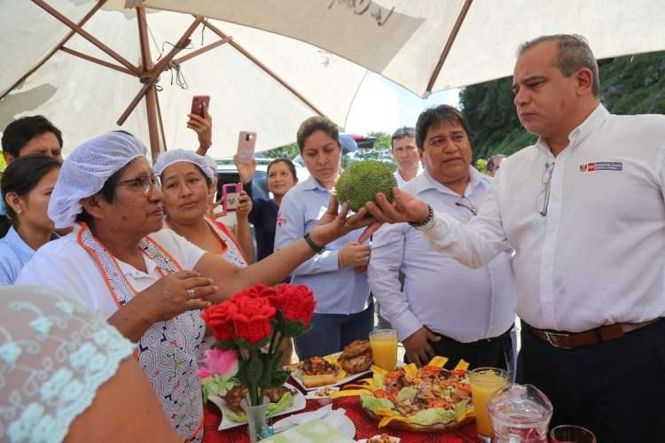 Huánuco tendrá hoja de ruta de turismo gracias al Mincetur