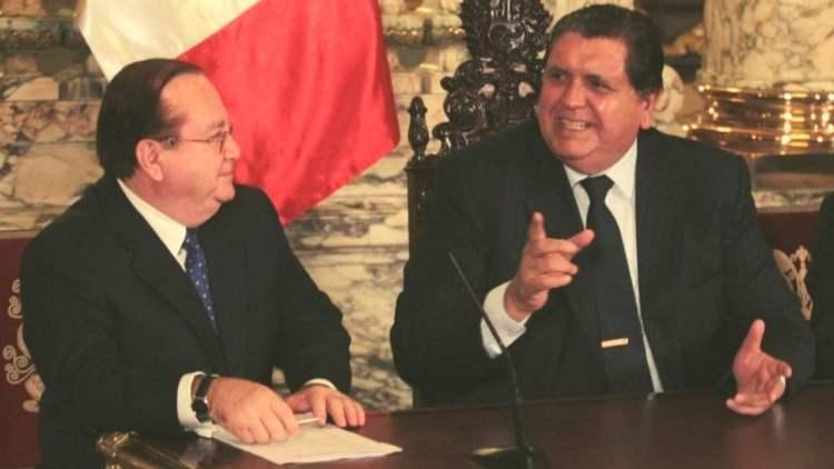 Secretario de Alan García, Luis Nava, se va 36 meses a prisión preventiva