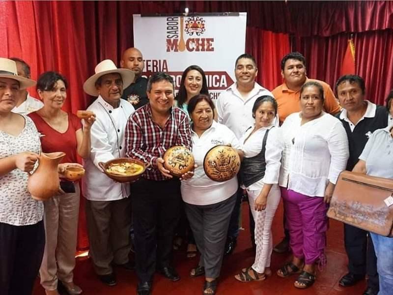Feria Gastronómica 'Sabor a Moche' arranca con sopa teóloga
