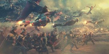 Avengers Endgame online Fotos inéditas de la batalla final contra Thanos