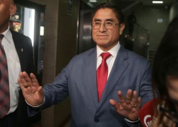 César Hinostroza seguirá libre en España, juez rechaza prisión provisional