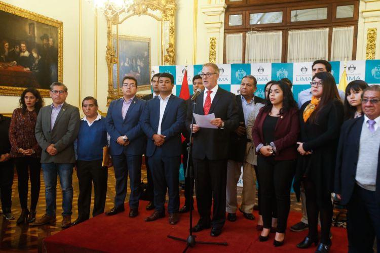 Municipalidad de Lima busca 'renegociación justa' en contratos de peajes