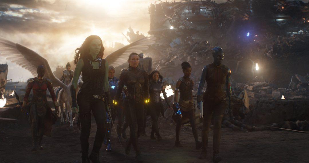 Los Avengers es la película más visto de los últimos años