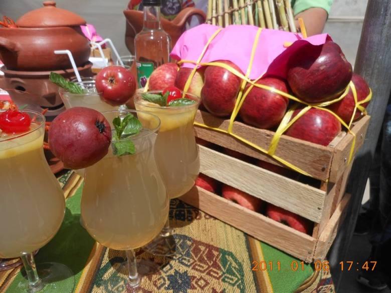 Región Lima promueve Festival de la Manzana Delicia de Calango