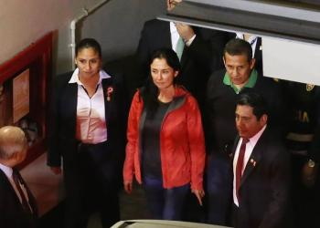 Nadine Heredia podría ir 26 años a prisión y Ollanta Humala 20 años