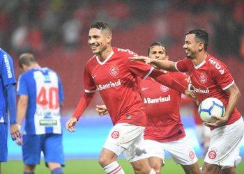 Mira los goles de Paolo Guerrero con el Inter de Porto Alegre