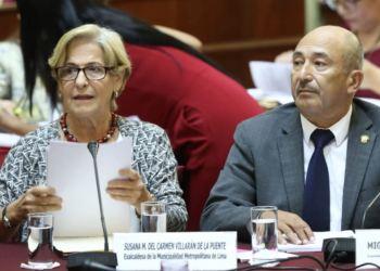 Susana Villarán en capilla y podría ir 36 meses presa