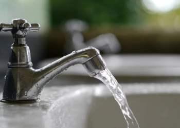 Corte de agua potable