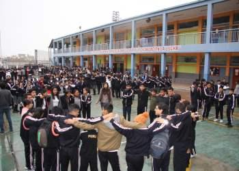 Tras terremoto en sólo cinco colegios siguen suspendidas las clases