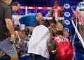'Gallito' Orucuta se desvanece en el ring tras detención de su pelea